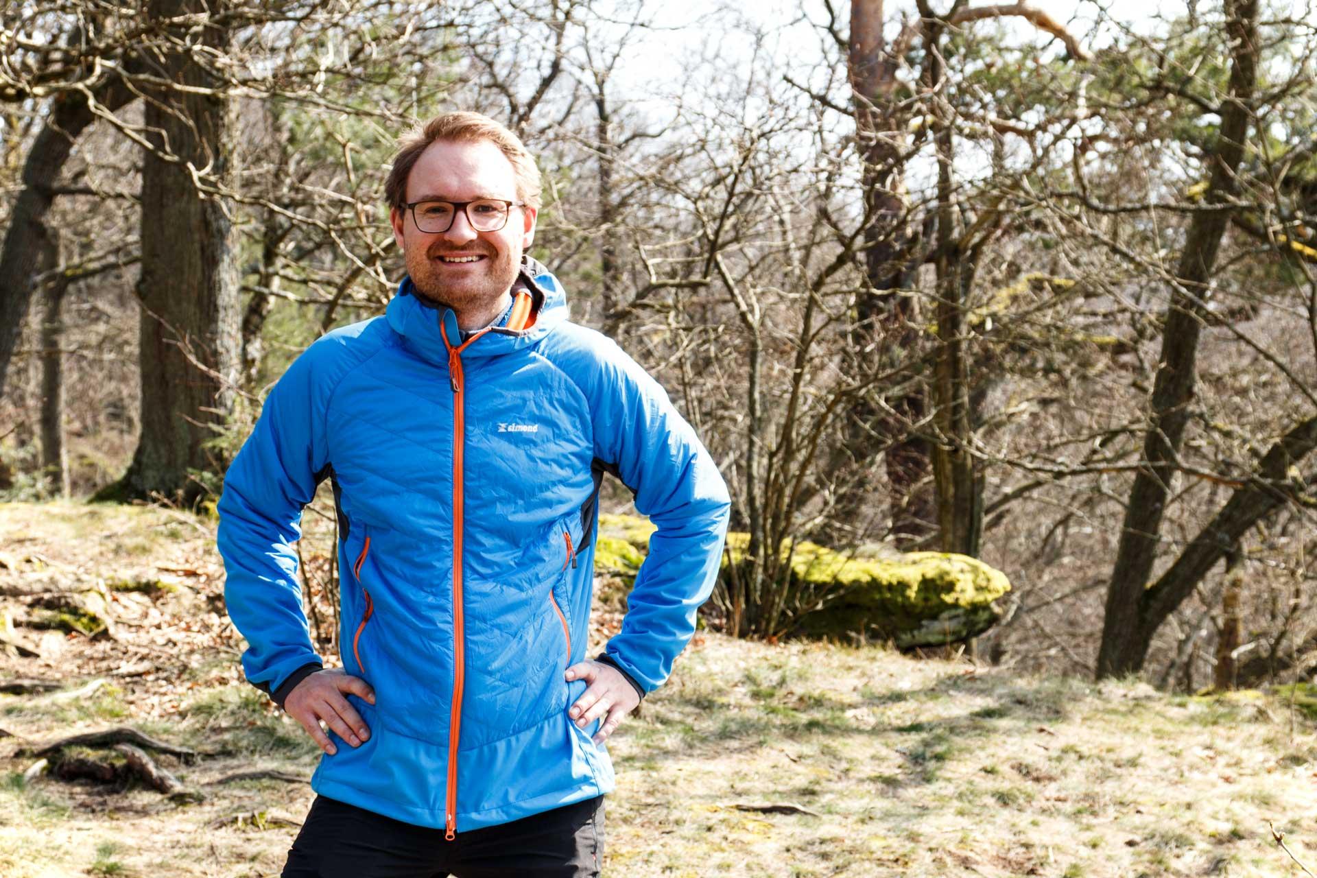 Decathlon Klettergurt Review : Erfahrungsbericht simond hybdrid sprint günstige bergsteigerjacke