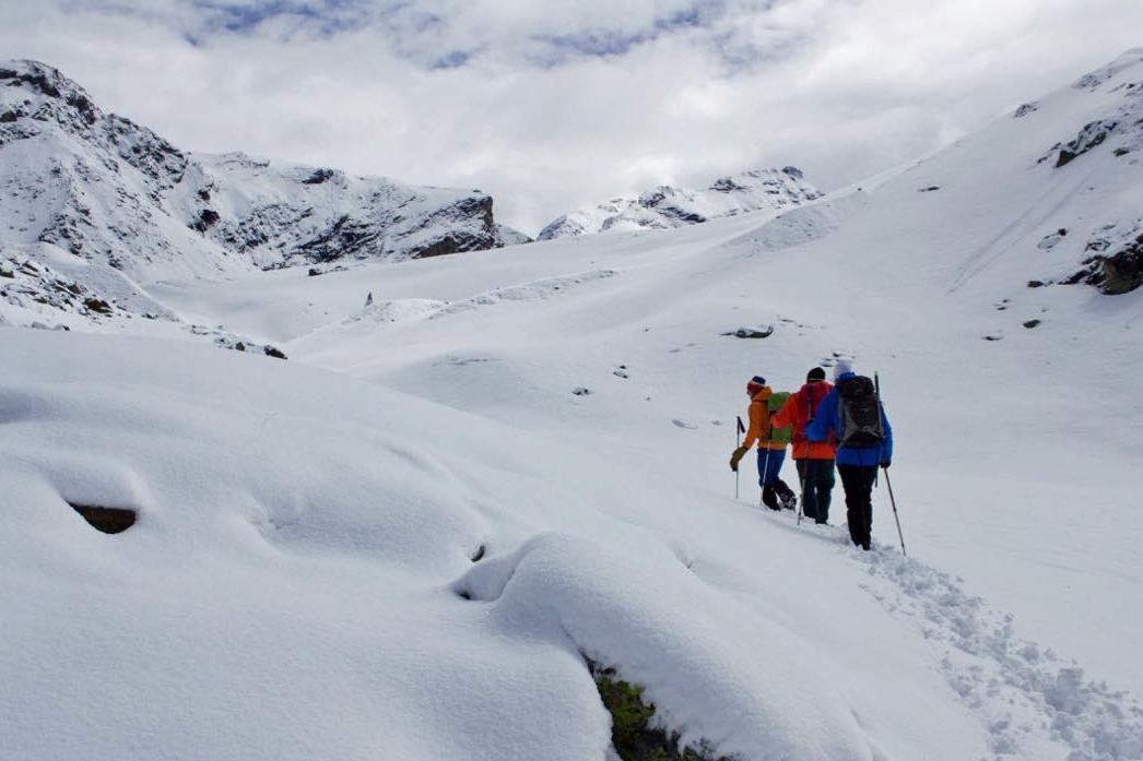 Klettergurt Für Gletscher : Ausrüstungscheck und packliste für unsere erste hochtour mit gletscher